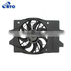 Radiator Cooling Fan Assembly For C-hrysler Town & Country D-odge P-lymouth 4644367 731113