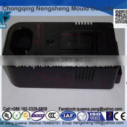 Plastic Molding In The Electronic Industry. Various Plastics Free Design Professional Manufacturing