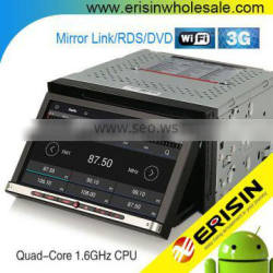 """Erisin ES2007A 7"""" Android 4.4.4 2 Din Car Multimedia Player with GPS"""