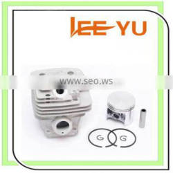 47mm diameter chain saw spare parts cylinder and piston set