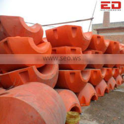 Big Pipe Floater for dredge pipe