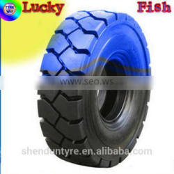 China factory bias rubber tire solid forklift tire 7.00-12,8.25-15,28 plus 9-15,8.25-12