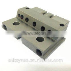 Injection mold precision machining part