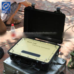 High Frequency Engineering Seismograph Seismic Surveying Instrument Sale