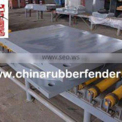 plate type rubber Bearing