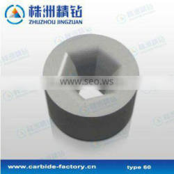 tungsten carbide die blank for drawing rectangle rods manufactory